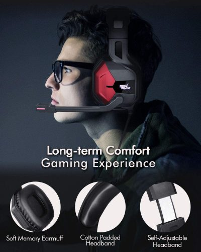 EasySMX Gaming Headset PS4