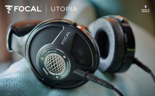 Focal Utopia Open Back