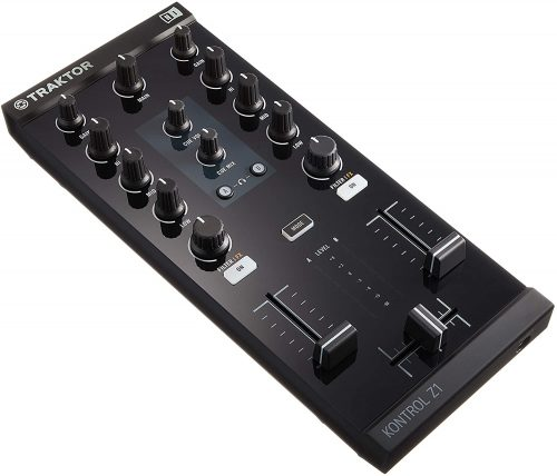 Native Instruments Traktor Kontrol Z1 DJ Mixing Interface - Traktor DJ Controllers