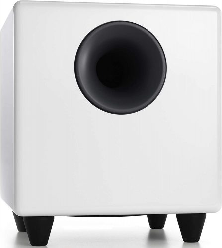 Audioengine S8 250W Powered Subwoofer (White)