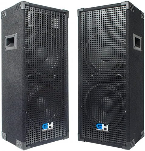 Grindhouse Speakers - GH210L-Pair - DJ Speaker Packages