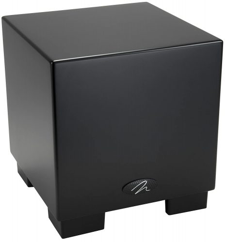 "MartinLogan Dynamo 700W 10"" Subwoofer (Black)"