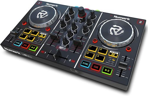 Numark Party Mix | Beginners DJ Controllers