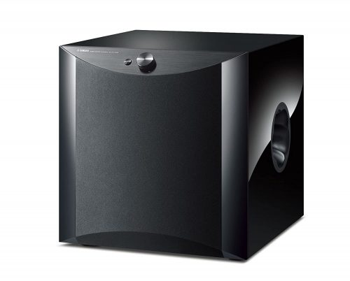 Yamaha NS-SW1000 Powered Subwoofer - Black Piano Finish
