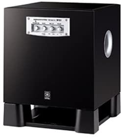 Yamaha YST SW215PN 8 inches Powered Subwoofer Piano Black