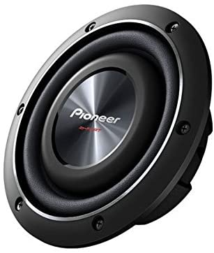 Pioneer TS-SW2002D2 8-inch Shallow-Mount Subwoofer with 600 Watts Max Power - Woofer