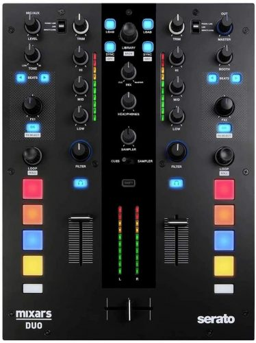 Mixars DUO MIKII 2-Channel Mixer