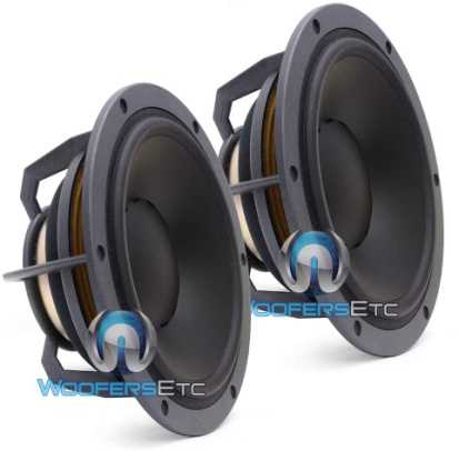 "Pair of Dynaudio MW 162 6.5"" Midwoofer - Midwoofer"