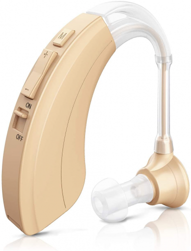 Blomed Hearing Amplifier - Digital Personal Sound Enhancement Device for Adults and Senior - CIC Hearing Aid