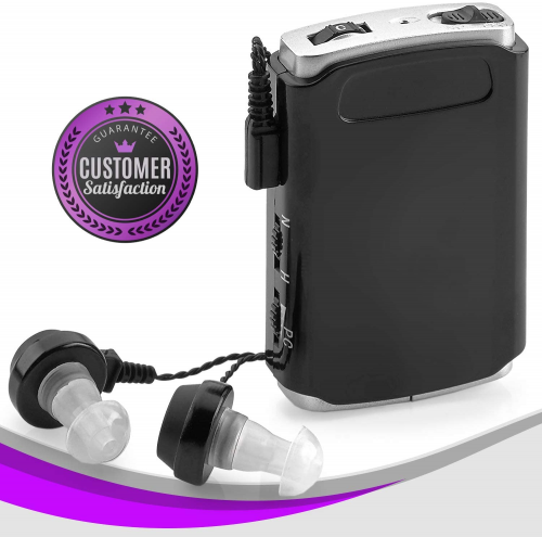 Personal Hearing Amplifier Device by MEDca