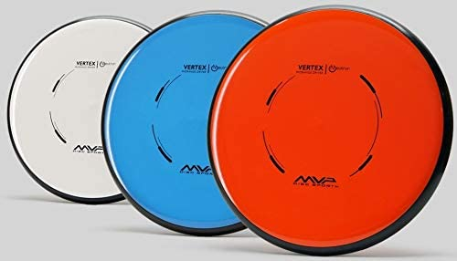 MVP Disc Sports Neutron Vertex Disc Golf Midrange Driver (Colors May Vary)