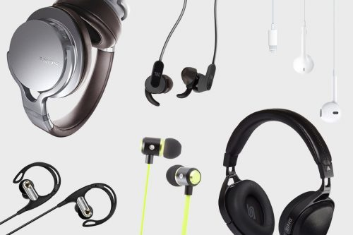 What are the different types of headphones?