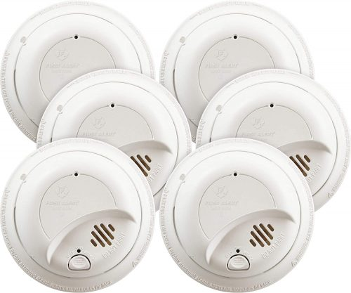 First Alert Hardwired Smoke Detector