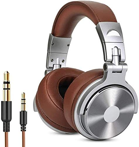 Heavy Bass Headphone 3.5mm Wired Headphones - Expensive Headphone For Streamer
