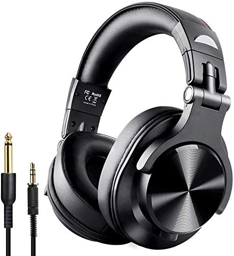 Heavy Bass Headphone Earbuds-Stereo over Ear Wireless Headset - Expensive Headphone For Streamer