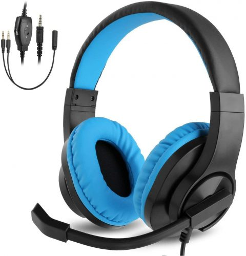 BlueFire 3.5mm PS4 Gaming Headset Bass Stereo