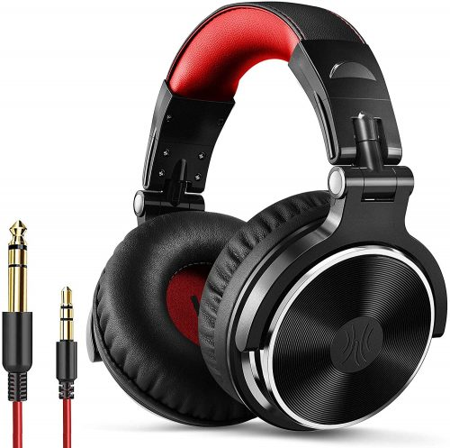 OneOdio Pro-10 Over-Ear Wired Bass Headsets