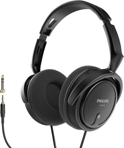 Philips Wired Stereo Headphones