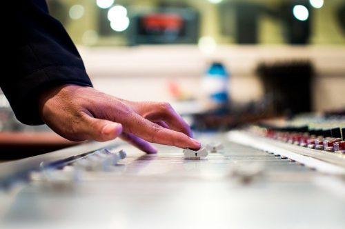 What is a Mixing Console