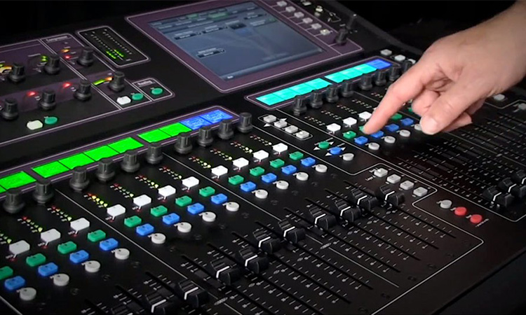Top 10 Digital Mixing Console in 2021
